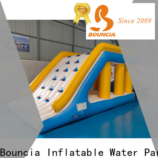 Bouncia blob commercial inflatable water park manufacturers for pool