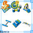 Bouncia 100 people outdoor inflatable water slide for business for adults