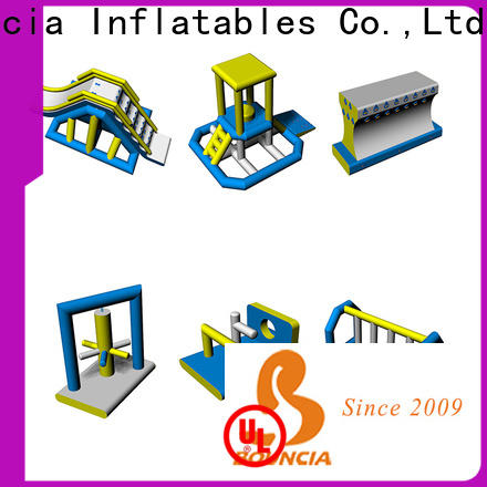 Bouncia 100 people inflatable water products factory for adults