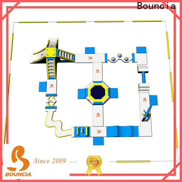 Bouncia certificated children's inflatable slides personalized for adults