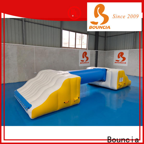 Bouncia blob outdoor inflatable park customized for kids