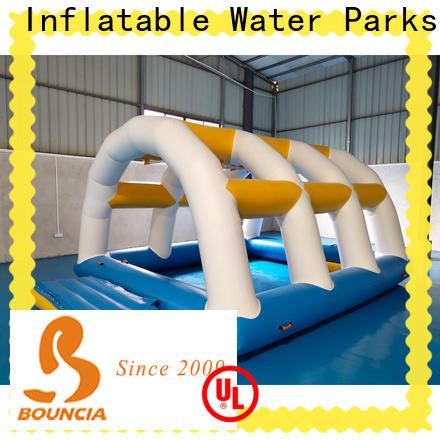 aqua fun park trampoline manufacturer for adults