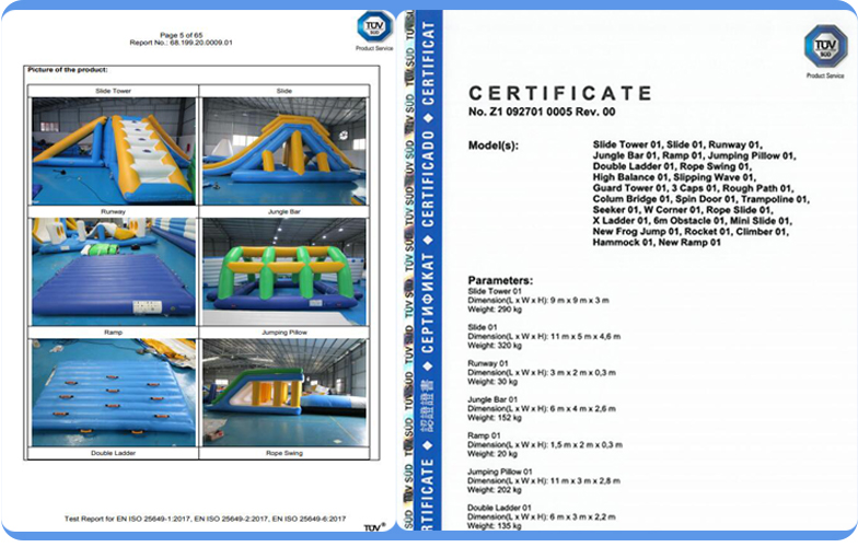 news-Bouncia -Tips For Dealing With Chinese Inflatable Water Park Suppliers-img