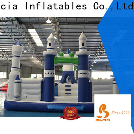 Bouncia inflatable water park for adults manufacturers for child