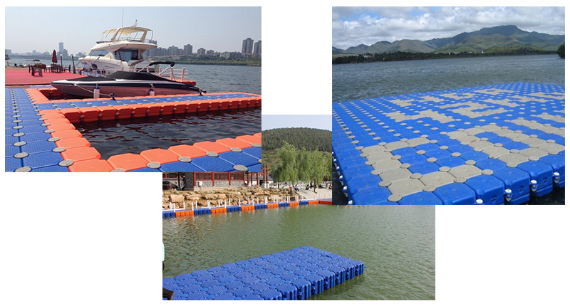 Bouncia New hdpe floating dock supplier-5