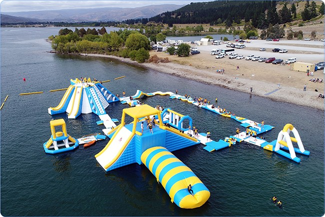 news-What Is The Best Inflatable Water Park-Bouncia -img