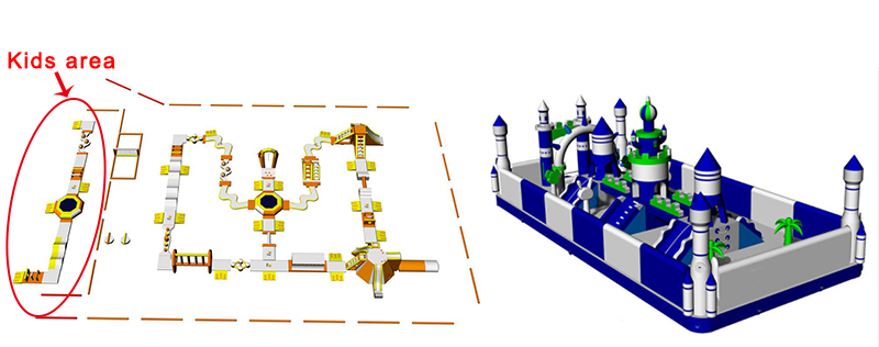 news-What Is The Best Inflatable Water Park-Bouncia -img-1