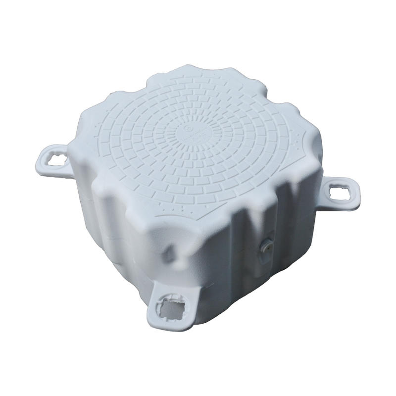 HDPE Floating Dock Cube For Inflatable Water Park