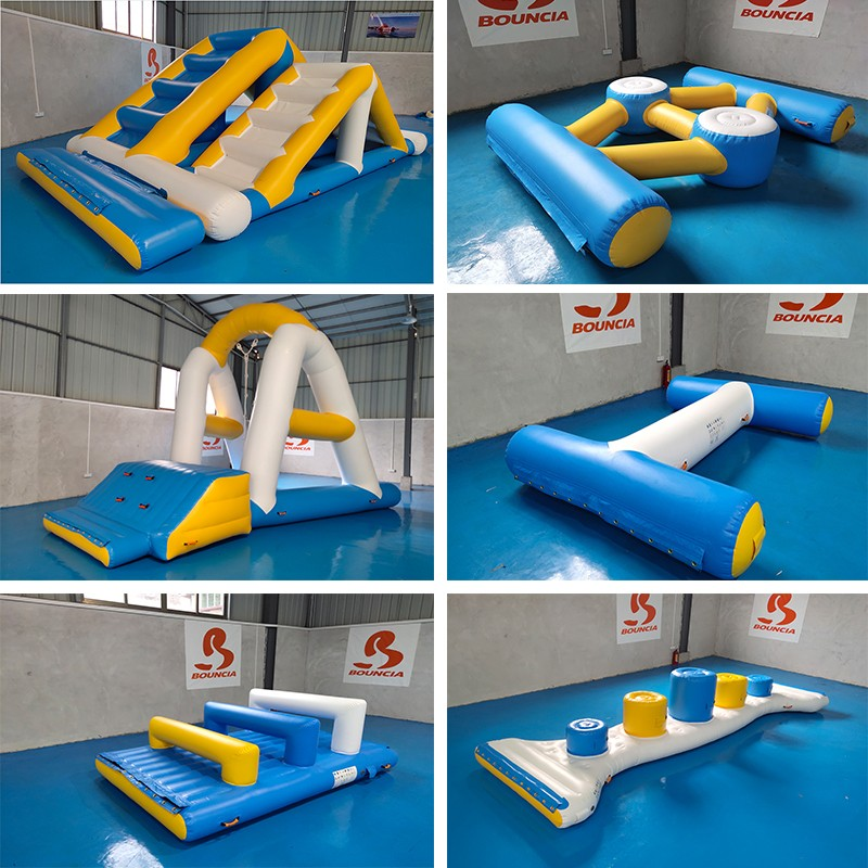 product-Bouncia -Bouncia single Inflatable Water Park item for sale-img-1