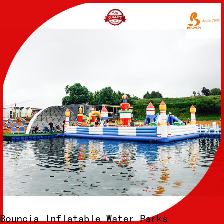 Bouncia inflatable water park for sale Suppliers for child