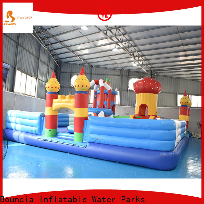 Bouncia high quality inflatable water park supplier Suppliers for children