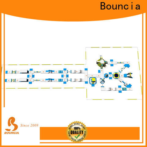 Bouncia Best inflatable water world for business for adults