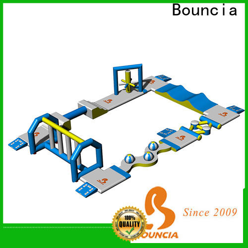 Bouncia toys indoor water park manufacturer for lake