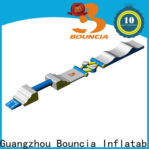 Bouncia durable indoor water parks customized for pools