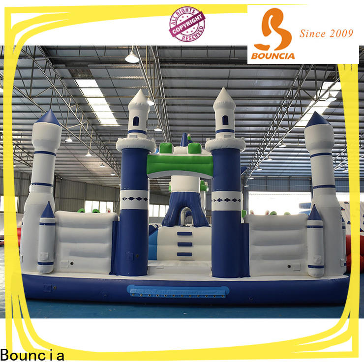 Bouncia best indoor water parks for business for student