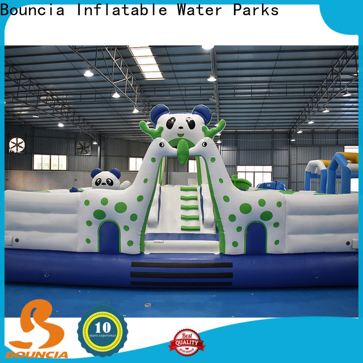 Bouncia aqua inflatables company for student