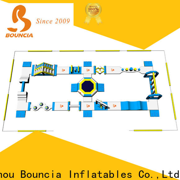 Bouncia inflatable kids inflatable water slide pool Suppliers for kids