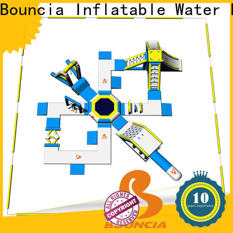 Bouncia inflatable fun water parks company for adults