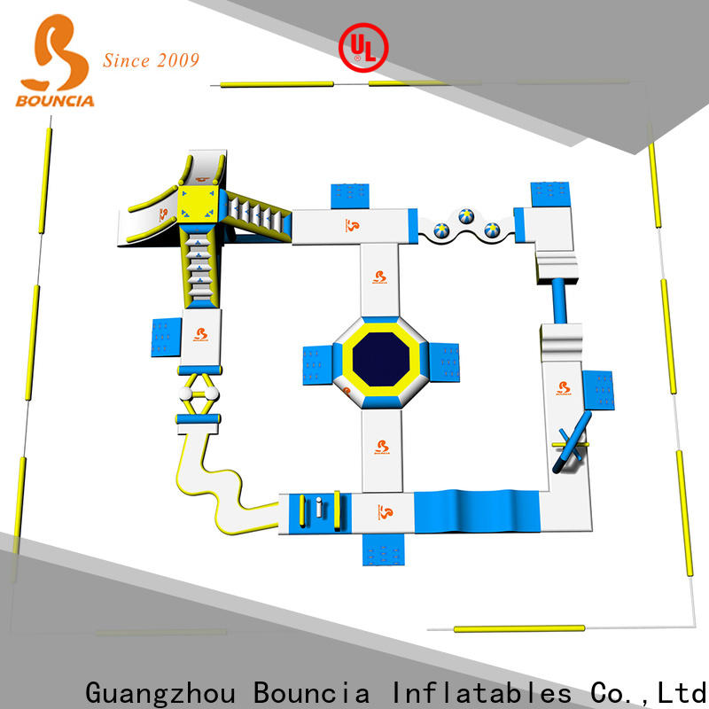 certificated outside inflatable water slide people for business for outdoors