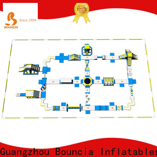 Bouncia open inflatable park for adults wholesale for kids