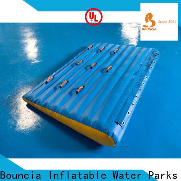 Best inflatable floating playground pvc company for outdoors