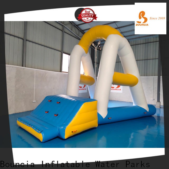 Bouncia awesome blow up water slide from China for kids