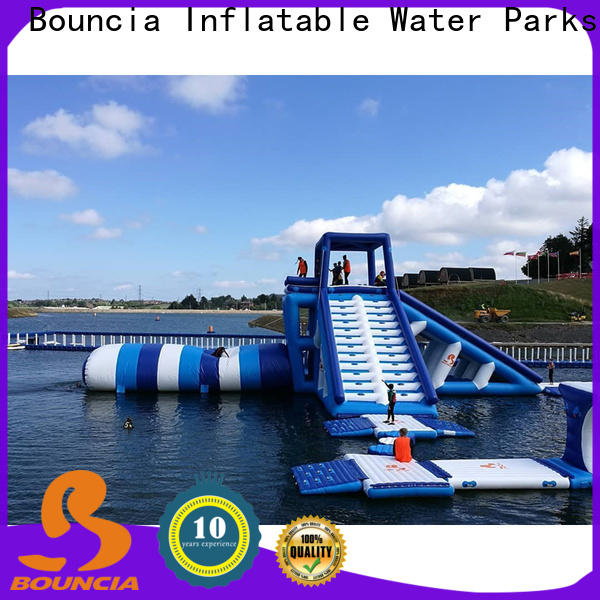 awesome commercial inflatable water park guard tower factory for adults