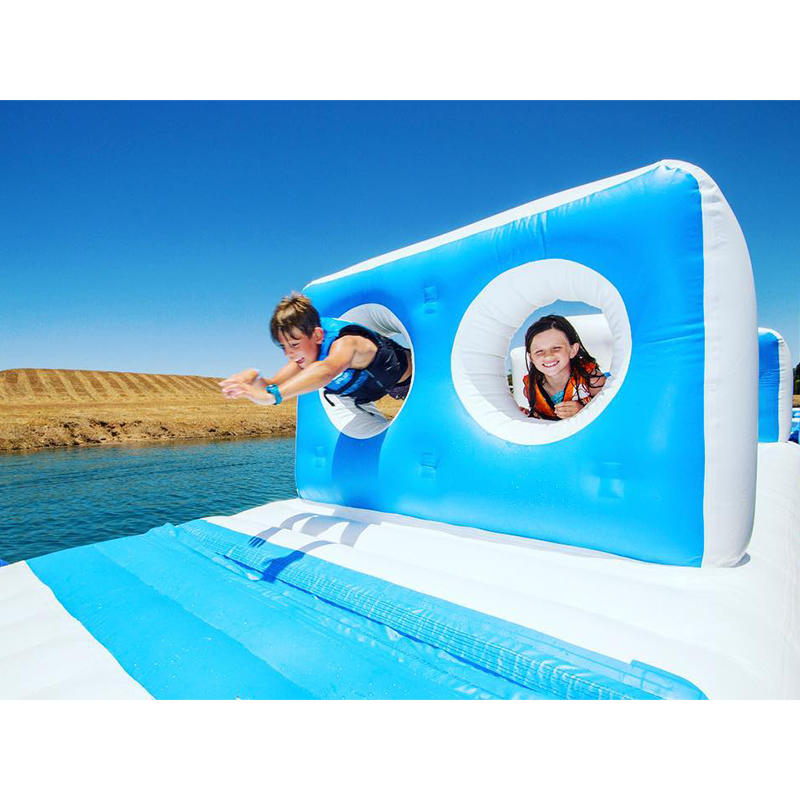 Bouncia TUV Certified New Inflatable Water Obstacle