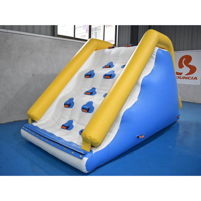Inflatable Mini Slide Equipment With 0.9mm PVC Tarpaulin