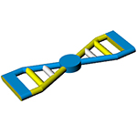 product-Aqua Park Inflatable Water Park X Ladder-Bouncia -img