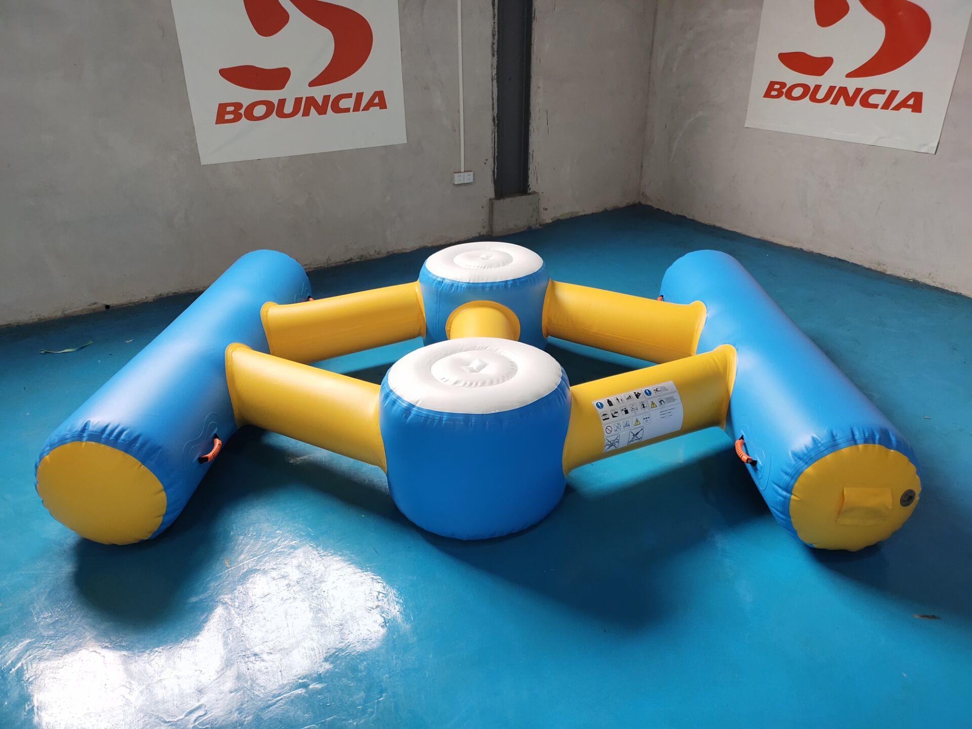 certificated inflatables on water tarpaulin Suppliers for pool