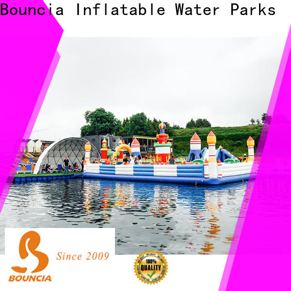 Bouncia kids waterslide manufacturer for child