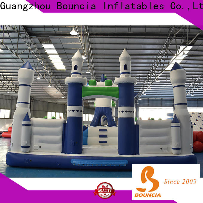 High-quality best inflatable water slide custom made for student