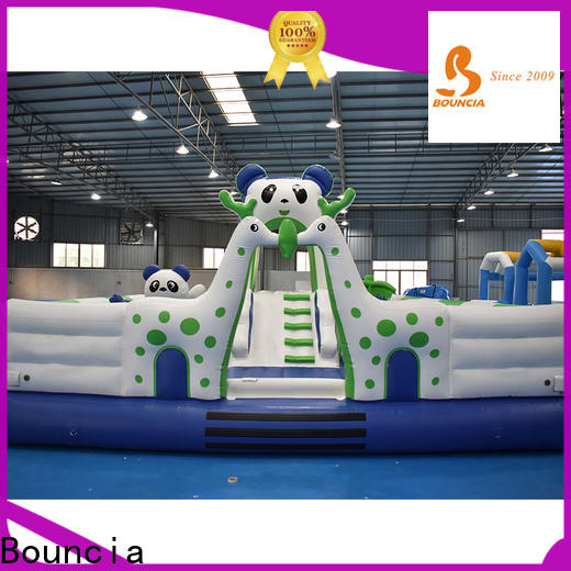 stable best inflatable water slide manufacturers for Young child