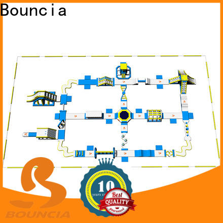 Bouncia playground water theme park factory price for adults