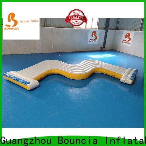 Bouncia slide world waterpark factory for kids