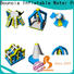 Bouncia equipment big inflatable water park factory for outdoors