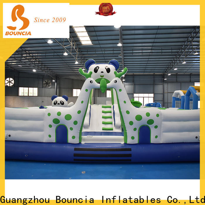 Bouncia blow up water park factory for children