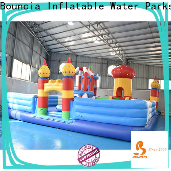 Bouncia inflatable water activities Suppliers for toddler