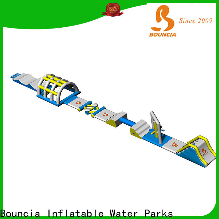 Bouncia durable inflatable waterslides manufacturer for outdoors