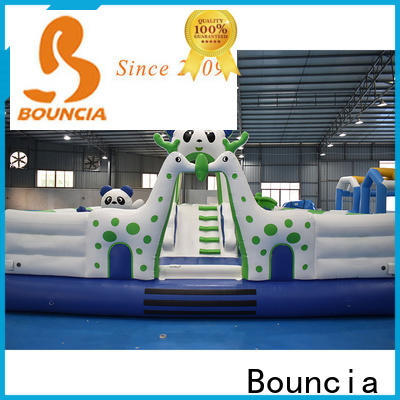 Bouncia High-quality water park project manufacturers for children