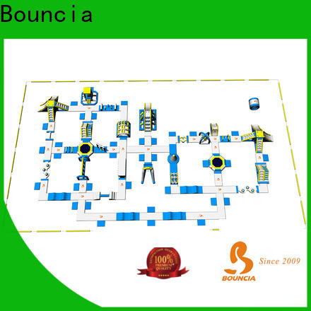 Bouncia tarpaulin price of inflatable water slide from China for kids