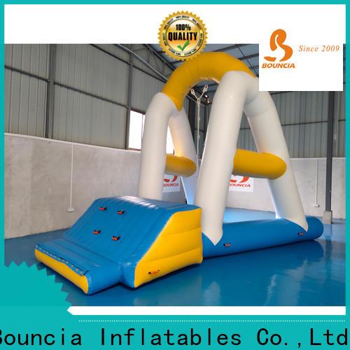 New inflatable backyard water park tarpaulin manufacturers for kids