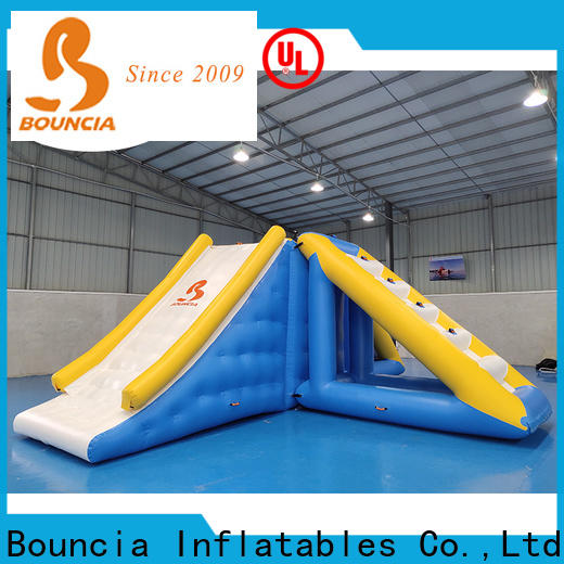 Best inflatable water obstacle course ramp for business for kids