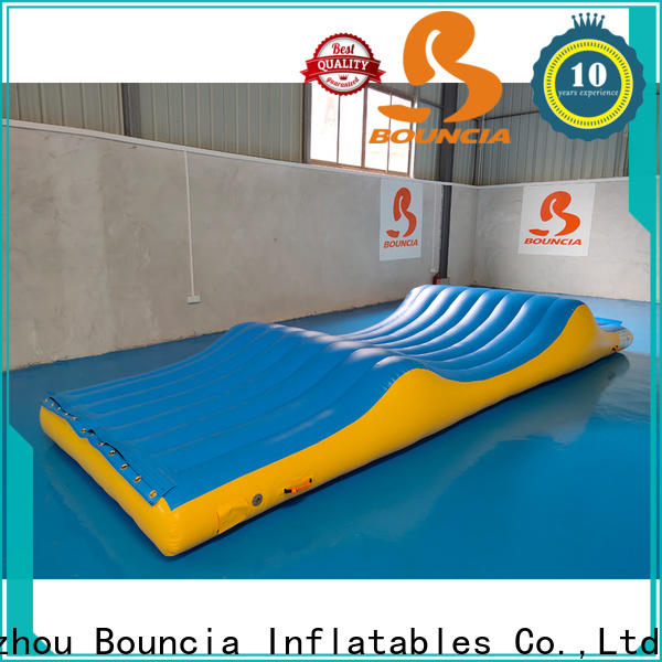 Bouncia stable inflatable water slide for pool customized for kids