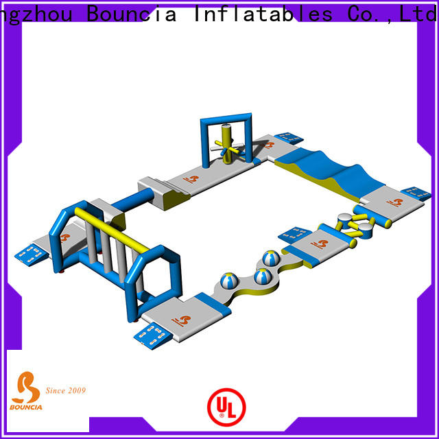 Bouncia toys water place park company for pools