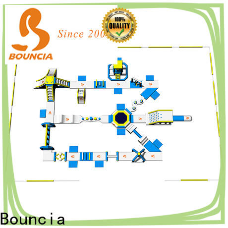 Bouncia equipment inflatable water slide for sale company for adults