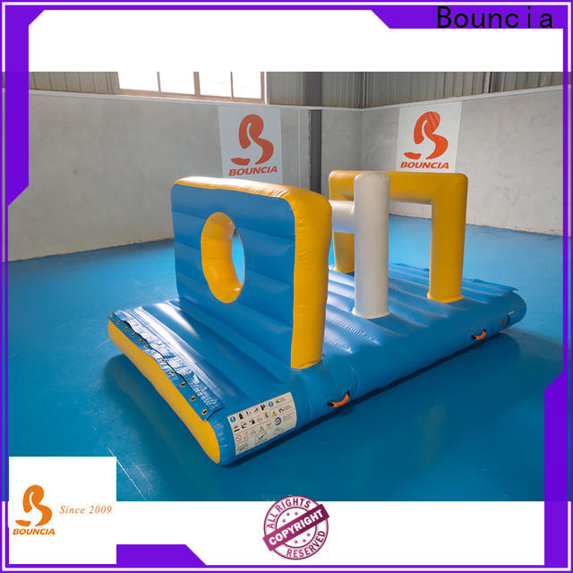Bouncia Best inflatable floating playground manufacturer for adults