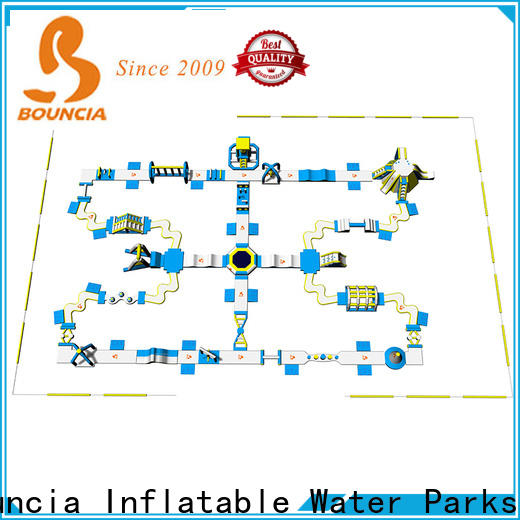 Bouncia harrison cheap big inflatable water slides for adults