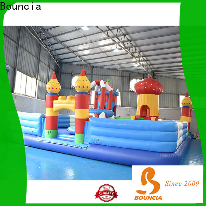 Bouncia inflatable water amusement park company for children